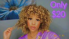 AFFORDABLE $20 AMAZON WIG REVIEW The Creator, Wigs, Dreadlocks, Amazon, Hair Styles, Beauty, Beautiful, Hair Plait Styles, Riding Habit