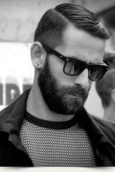 mens beard styles facial hair facial hair and hairstyles… Beard Styles For Men, Hair And Beard Styles, Hair Styles, New Beard Style, Great Beards, Moustaches, Beard No Mustache, Mode Masculine, Men's Grooming