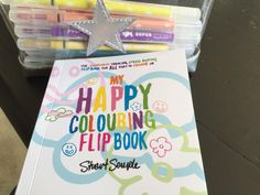 #happybook  http://www.mind.org.uk/happybook   oh love it!! X