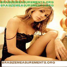 Sienna Miller Bra Size