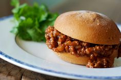 Sloppy Joes on http://www.draxe.com   Made these tonight and served on Ezekiel…