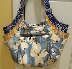 The Quattro pattern by StudioKat Designs August 2011 Handbag of the Month Contest | Studio Kat Designs
