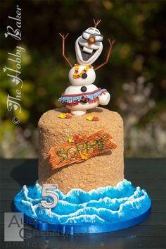 """Olaf """" In Summer"""""""