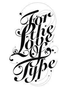 Énorme ! 80 magnifiques créations typographiques | http://blog.shanegraphique.com/norme-80-magnifiques-crations-typographiques/