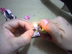 Manualidades y accesorios la hormiga. clip de ratoncita para el cabello ...
