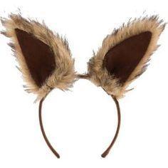 squirrel ears headband - Google Search