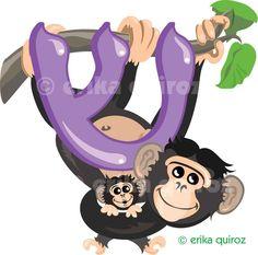 Shin is for Chimpanzee