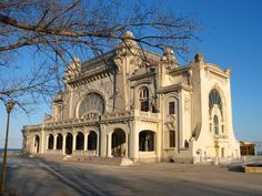 casino in Constanta, Romania Casino Night Party, Casino Theme Parties, Monuments, Casino Royale Movie, Art Nouveau Architecture, Classic Architecture, Abandoned Places, Barcelona Cathedral, Around The Worlds