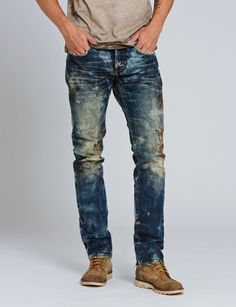 PRPS - Jungle | Demon Fit | Mens Prps Jeans