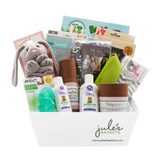 New Baby Basket - $277.99 by Jules Baskets