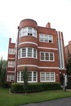 #ArtDeco| Apartments, Richmond, Melbourne