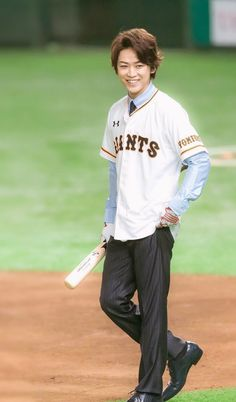 Combining baseball and business like a pro