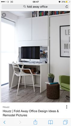 Find This Pin And More On Compact Office Ideas By Angela McNeill Interiors.