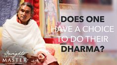 Doing our Dharma - Insights from the Master - YouTube