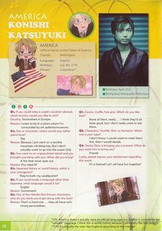 Hetalia VA Interview America