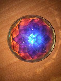 Circulo cromático-cristal swaroski