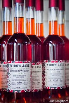 Widow Jane Introduces Heirloom Bourbon Whiskey