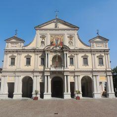 Chiesa di Santa Maria di Crea a Serralunga di Crea (AL) | Info su storia, arte, liturgia e devozione sul sito web del progetto #cittaecattedrali