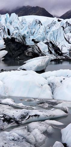 Hiking on Matanuska Glacier. Canadian Artists, Alaska, Hiking, Journey, Mountains, Landscape, Photography, Painting, Ice