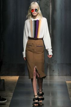Marco de Vincenzo Fall 2015 Ready-to-Wear - Collection - Gallery - Style.com