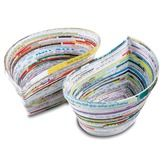 Decorative Bowls & Plates | Recycled Gifts | Fair Trade Homewares $17.95  To place an order for this beautiful home decor items, click on the link below http://www.oxfamshop.org.au/homedecor/13984396 #oxfam #oxfamshop #fairtrade #shopping #homedecor