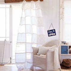 Beautiful Vorhang