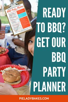Everyone loves a great BBQ and our Party Planner Printable makes it super easy. As well as the amazing BBQ recipes we've included - tried and true favorites. You may be planning a party for just your own family, or close relatives, but it's a great way to get outdoors and enjoy some amazing food. Click to get the free printable now! What's For Breakfast, Breakfast Lunch Dinner, Dessert For Dinner, Easy Family Meals, Family Recipes, Best Bbq Recipes, Clean Eating For Beginners, Puff Pastry Recipes, Bbq Party