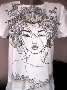 T Shirt Painting