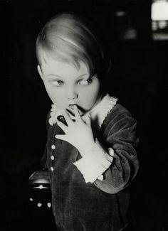 Erich Comeriner, Mannequin, 30's