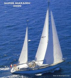 Super Maramu 2000 (Amel) specifications and details on Boat-Specs.com