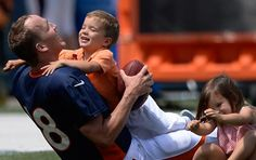 For his birthday, the top 39 Peyton Manning moments - The Denver Post