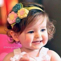 Que belleza!! www.somosmamas #bebe  #familia