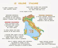 FLORA_FAUNA_COLLINE - Mappa Concettuale