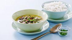 Thailandsk kokossuppe med champignon, opskrift, aftensmad, nemlig.com