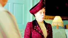 "How It Felt Watching Season 3 Of ""Downton Abbey"" As Told By ""Downton Abbey"""