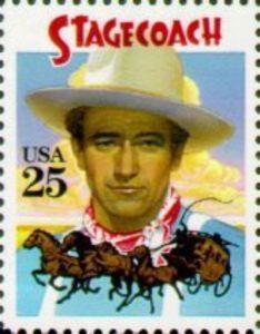Stagecoach - John Wayne