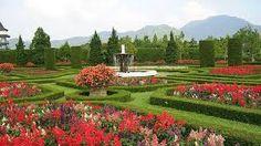 Taman Bunga Nusantara, Cianjur Jawa Barat - Indonesia