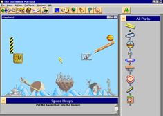 90's Kids - The Incredible Machine. I loved this game!!