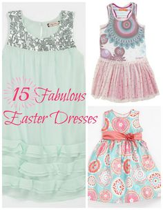 06dbcd5f 15 of the sweetest Easter dresses for girls | Savvy Sassy Moms  #OnlineShopping #Shopping