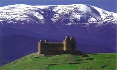 La Calahorra Castle (1509) - Granada. Schedule: on Wednesday 10'00- 13'00 & 16'00- 18'00 or private guided tour.