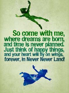 Neverland!
