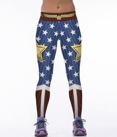 NEW 88002 Sexy Girl Women Comics Rhombus Harley Quinn Vintage Batman Prints High  Waist Running Fitness Sport Leggings Pants
