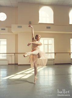 Beautiful Olga Chelpanova - prima by Mari-El Opera&ballet Theatre.