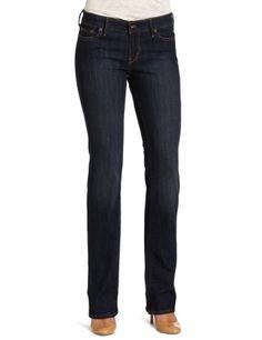 Levi`s Misses Classic Slight Curve ID Straight Jean $31.15