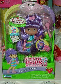 Strawberry Shortcake banana candy | Strawberry Shortcake Doll Walmart