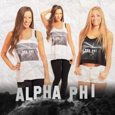 Hollywood Lights #AlphaPhi #Hollywood #crop #sorority #theSocialLife