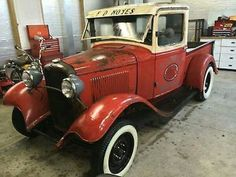 """1932 Ford Model """"A"""" Pickup"""