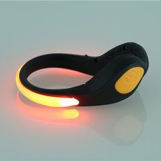 Outdoor Night Safety LED Shoe Clip Running Cycling Warning Light