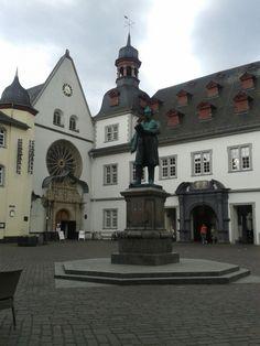 Koblenz en Rheinland-Pfalz