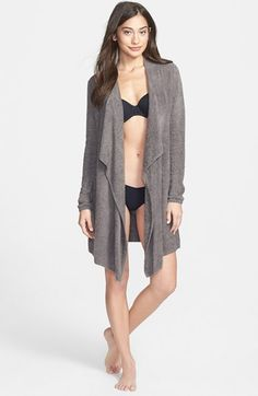Barefoot Dreams® 'Bamboo Chic Lite' Wrap available at #Nordstrom Midnight ombré small/medium